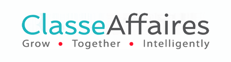 Logo Classe Affaires - English